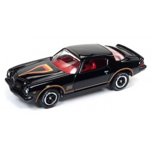 Johnny Lightning Classic Gold - 1977 Chevy Camaro Z28