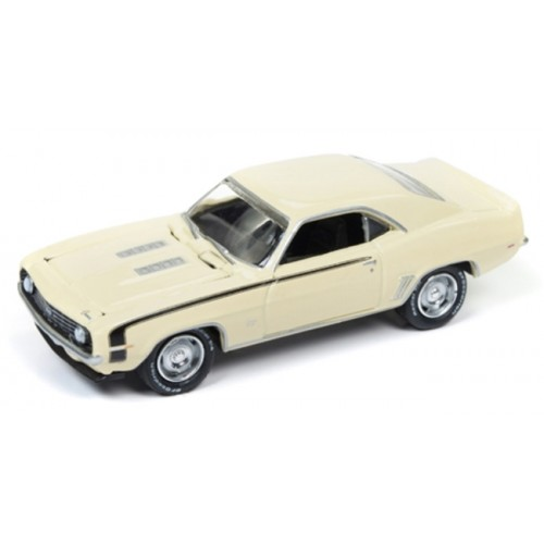 Johnny Lightning Classic Gold - 1969 Chevy Camaro SS