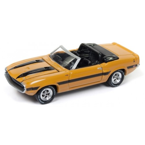 Johnny Lightning Classic Gold - 1970 Shelby GT-500
