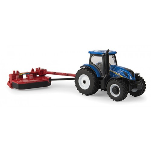 New Holland T6.175 Tractor with Mower Conditioner