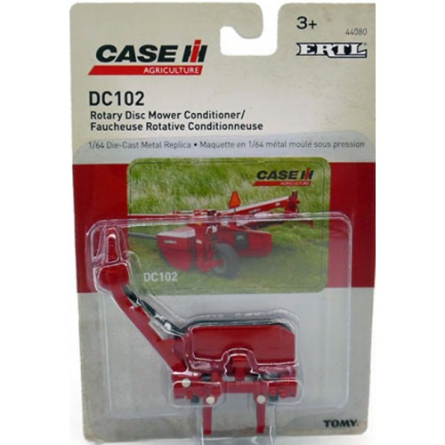 Case IH DC102 Rotary Disc Mower Conditioner