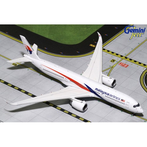 Gemini Jets Airbus A350-900 Malaysia Airlines