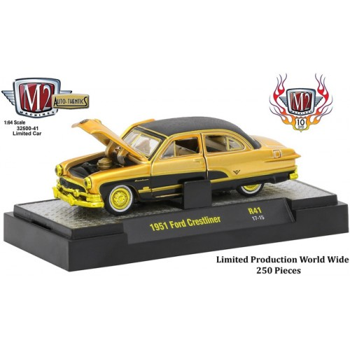Auto-Thentics Release 41 - 1951 Ford Crestliner CHASE CAR