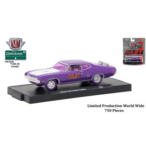 Drivers Release 48 - 1970 Ford Torino Cobra  CHASE CAR