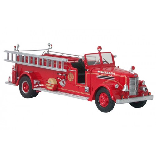 Corgi Heroes Under Fire - Pirsch Open Cab Pumper