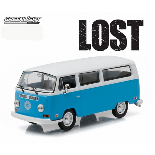 Greenlight 1971 Volkswagen Type 2 DHARMA Van Lost