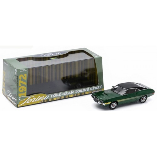 Greenlight 1972 Ford Gran Torino Sport
