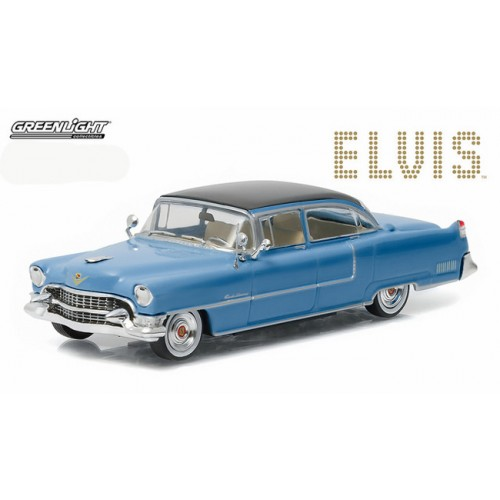 Greenlight 1955 Cadillac Fleetwood Series 60 Elvis Collection
