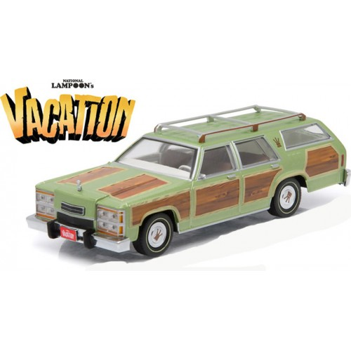 Greenlight Wagon Queen Family Truckster Vacation