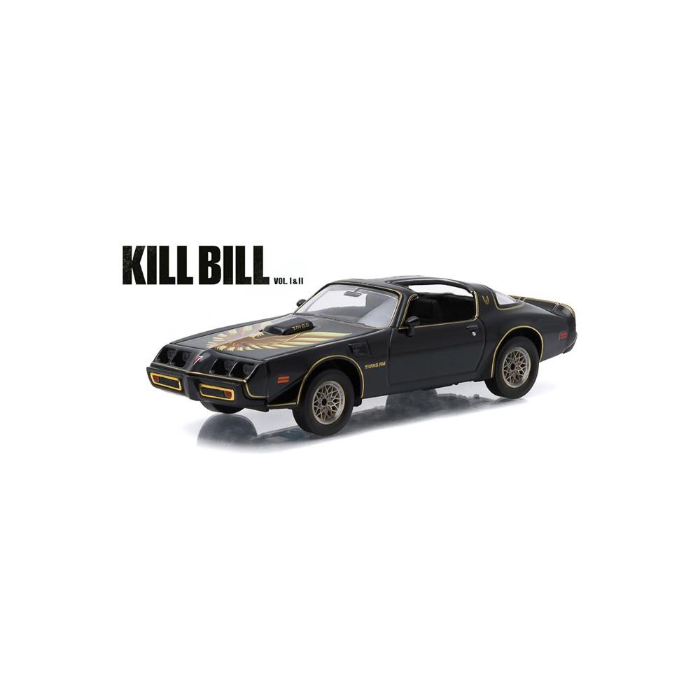Greenlight 1979 Pontiac Firebird Trans AM Kill Bill
