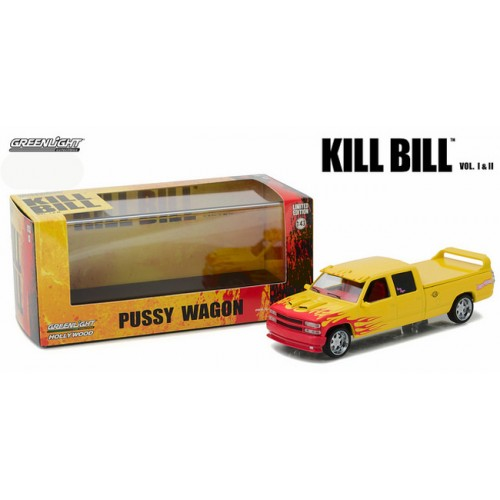 Greenlight Chevrolet Custom Pussy Wagon Kill Bill