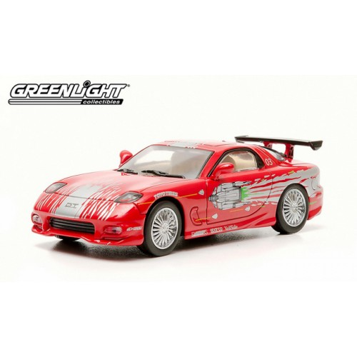 Greenlight Fast & Furious - 1993 Mazda RX-7