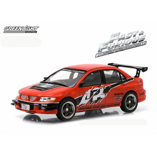 Greenlight Fast & Furious - 2006 Mitsubishi Lancer Evolution IX