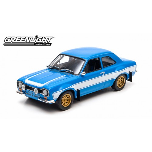 Greenlight Fast & Furious - 1974 Ford Escort RS2000 MKI
