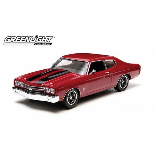 Greenlight Fast & Furious - 1970 Chevrolet Chevelle SS