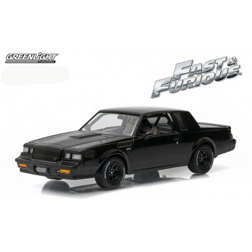 Greenlight Fast & Furious - 1987 Buick Grand National GNX