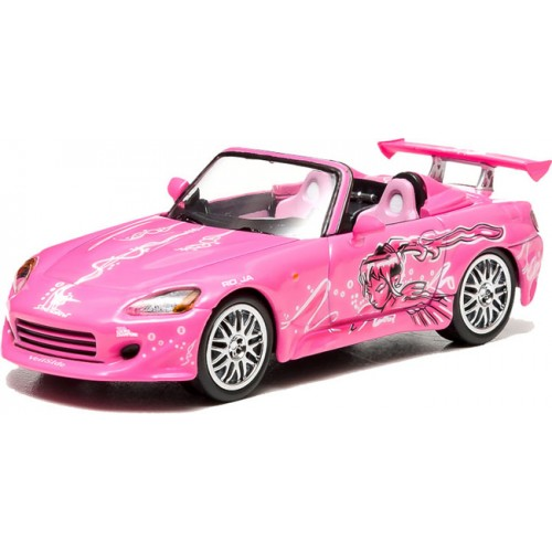 Greenlight Fast & Furious - 2001 Honda S2000