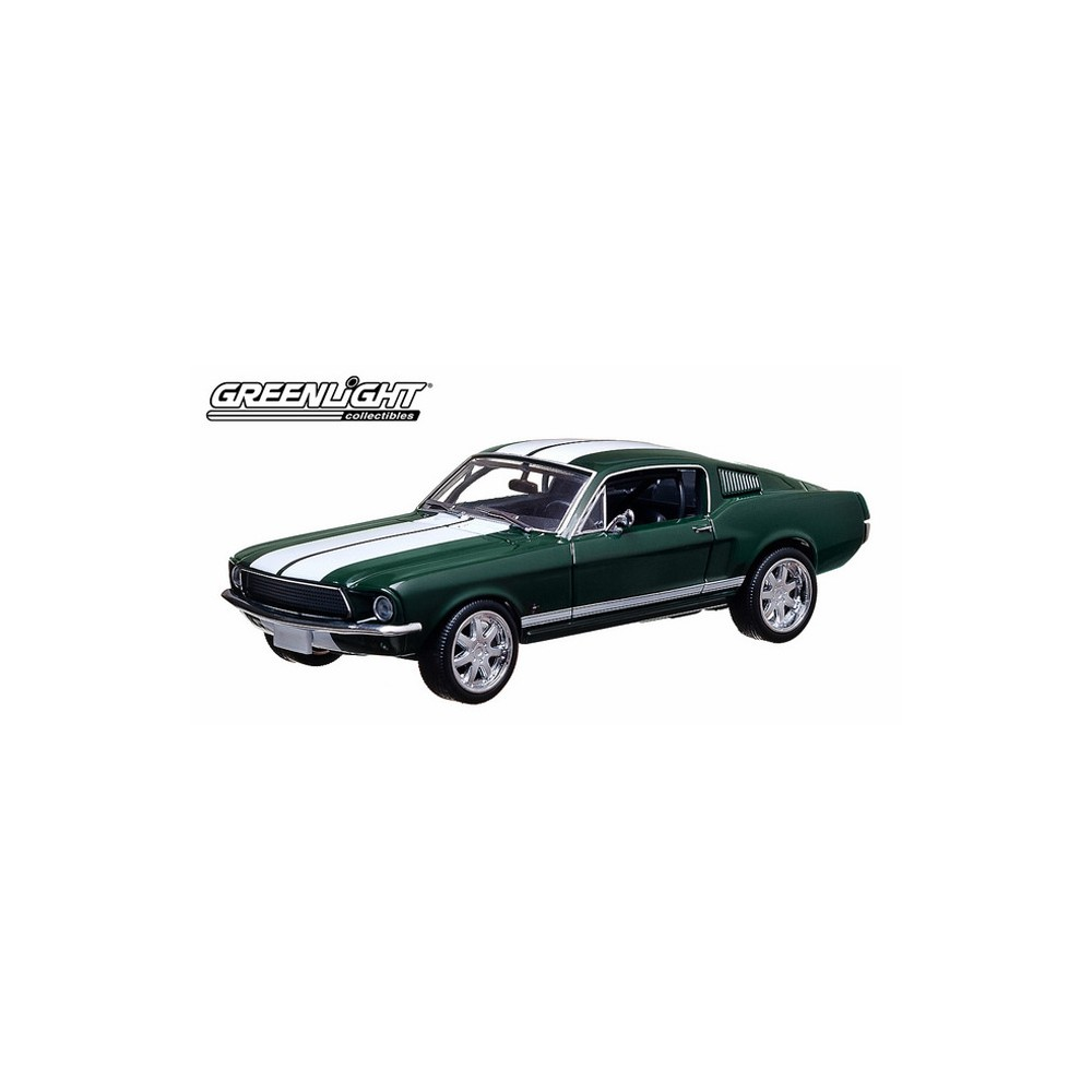 Greenlight fast furious 1967 ford mustang