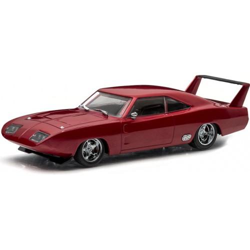 Greenlight Fast & Furious - 1969 Dodge Charger Daytona