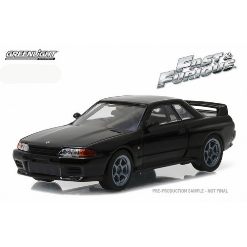 Greenlight Fast & Furious - 1989 Nissan Skyline GT-R