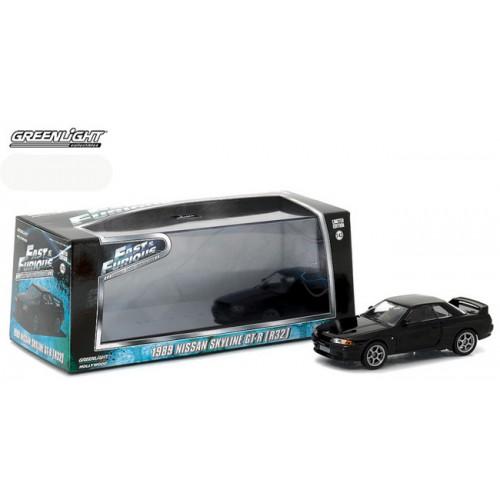 Greenlight Fast & Furious - 1989 Nissan Skyline GT-R