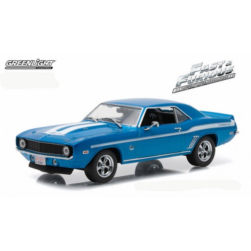 Greenlight Fast & Furious - 1969 Chevrolet Yenko Camaro