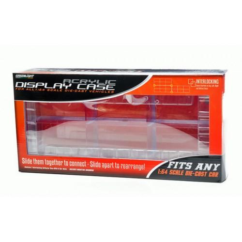 Greenlight 6-Car Acrylic Display Case