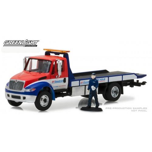 Greenlight HD Trucks Series 12 - 2013 International DuraStar Flatbed