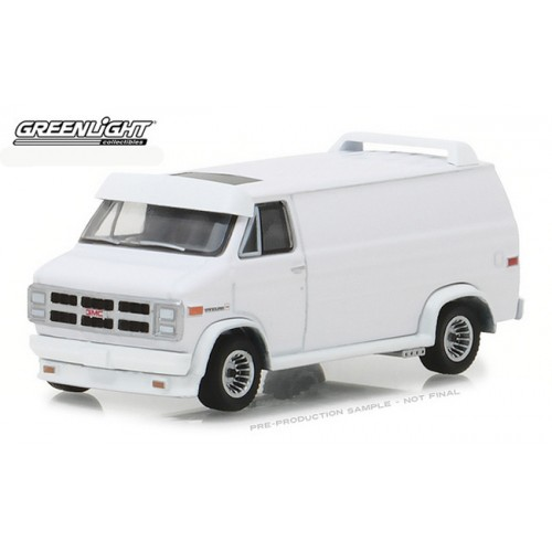 Greenlight Hobby Exclusive - 1983 GMC Vandura Custom
