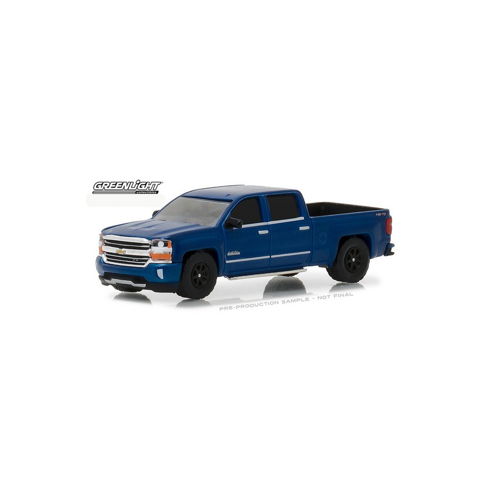 Greenlight Hobby Exclusive - 2018 Chevy Silverado 1500 High Country Special Edition