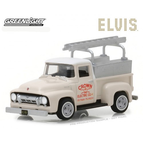 Greenlight Hollywood Series 20 - 1954 Ford F-100 Truck