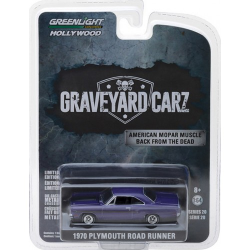 Greenlight Hollywood Series 20 - 1970 Plymouth Road Runner