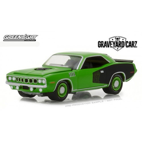 Greenlight Hollywood Series 20 - 1971 Plymouth Cuda