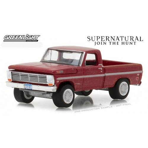 Greenlight Hollywood Series 20 - 1969 Ford F-100 Truck