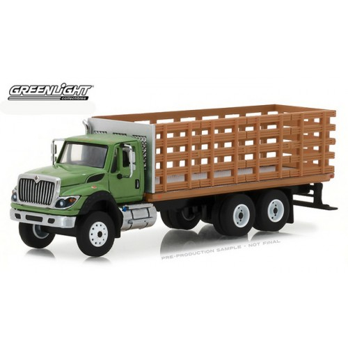 Greenlight Super Duty Trucks Series 4 - International WorkStar Stake Truck