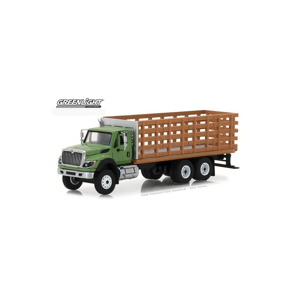 Greenlight Super Duty Trucks Series 4 - International WorkStar Stake Truck