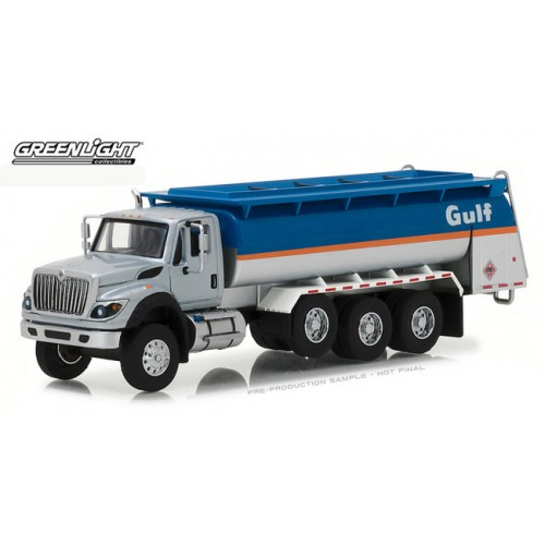 Greenlight Super Duty Trucks Series 4 - International WorkStar Tanker Truck
