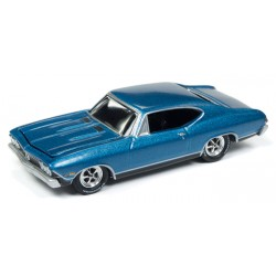 Johnny Lightning Classic Gold 1968 Chevy Chevelle