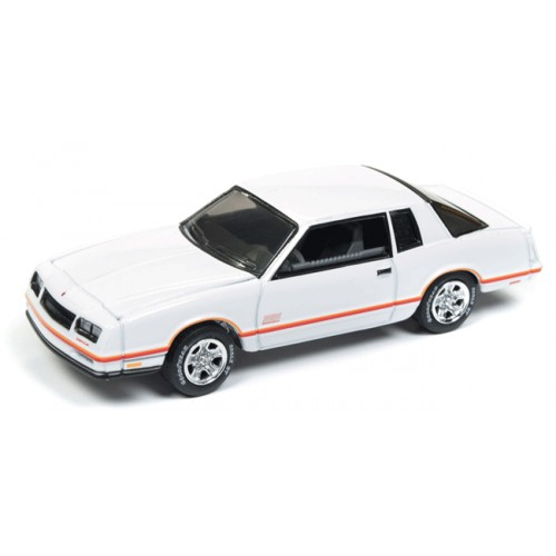 Johnny Lightning Classic Gold 1987 Chevy Monte Carlo