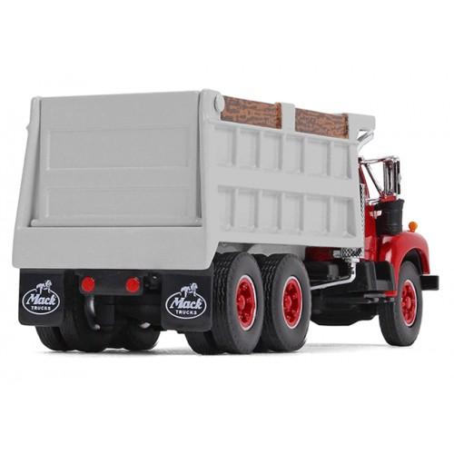 First Gear Mack B-61 Dump Truck