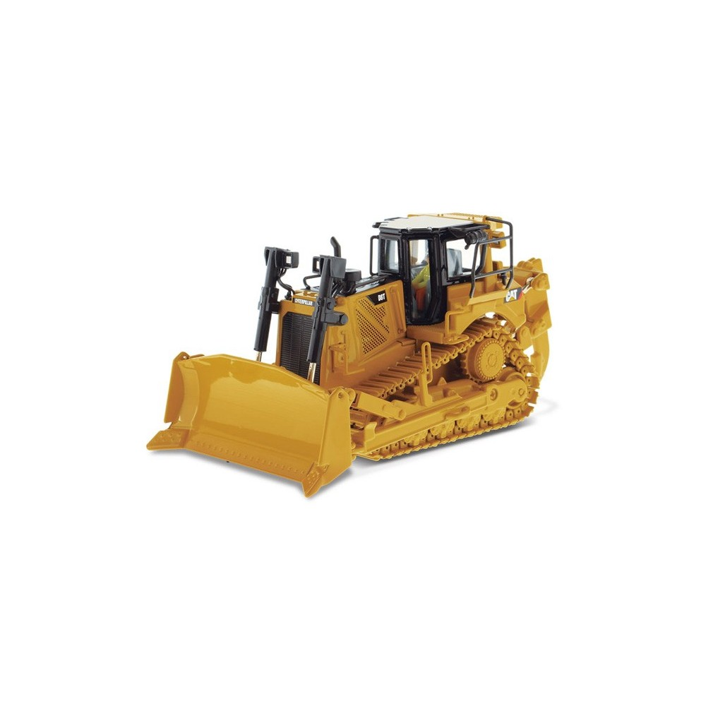 Diecast Masters CAT D8T Track-Type Dozer with Rear Ripper