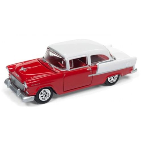 Johnny Lightning Classic Gold 1955 Chevy