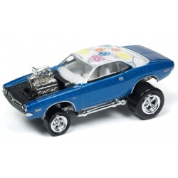 Johnny Lightning Street Freaks 1971 Dodge Challenger