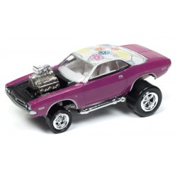 Johnny Lightning Street Freaks 1971 Dodge Challenger