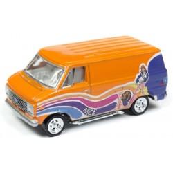 Johnny Lightning Street Freaks 1976 Chevy G-20 Van