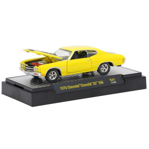 Detroit Muscle Release 41 - 1970 Chevy Chevelle SS 396