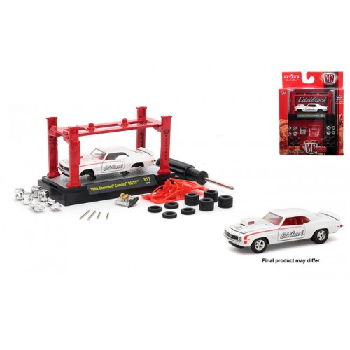Model-Kits Release 17 - 1969 Chevy Camaro RS/SS