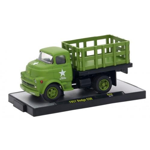 Auto-Trucks Release 48 - 1957 Dodge COE Stakebed