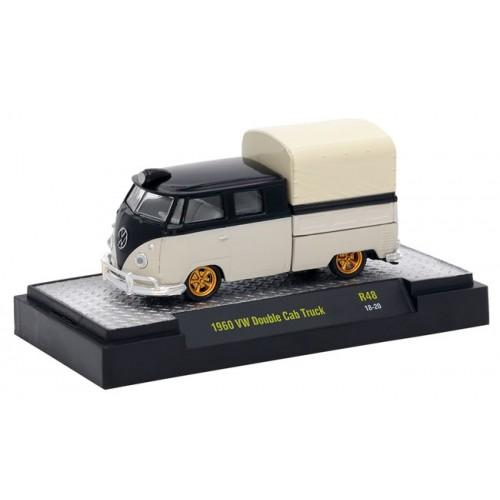 Auto-Trucks Release 48 - 1960 Volkswagen Double Cab Truck