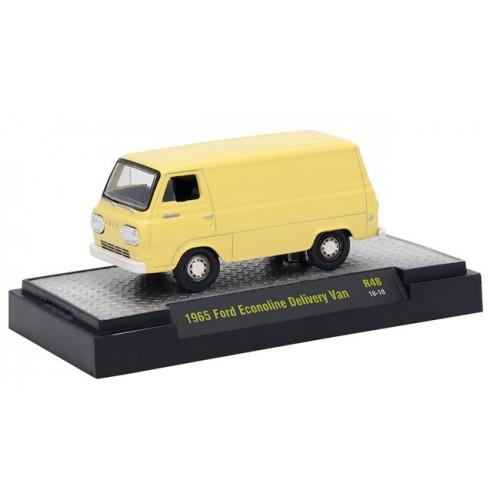 Auto-Trucks Release 48 - 1965 Ford Econoline Van